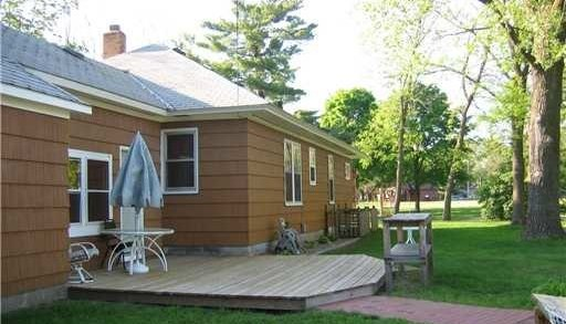 Exterior Of 5 Bedroom House For Rent In Menomonie Wi