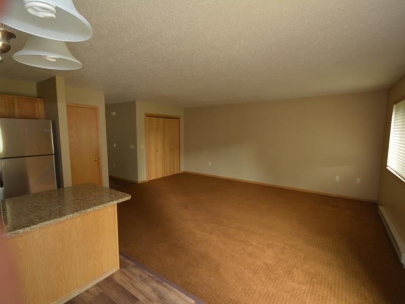 large closet in 3 bedroom apartment rental in menomonie wi